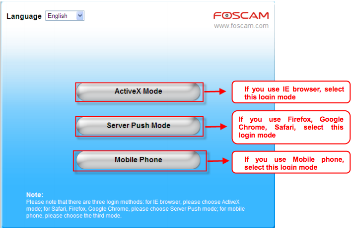 How to Setup the Foscam FI8919W with Cloud Recording
